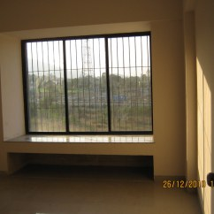 Living Room Window Raymour Flanigan Furniture In The Of A 1 Bhk Flat Mahavir Natur ...