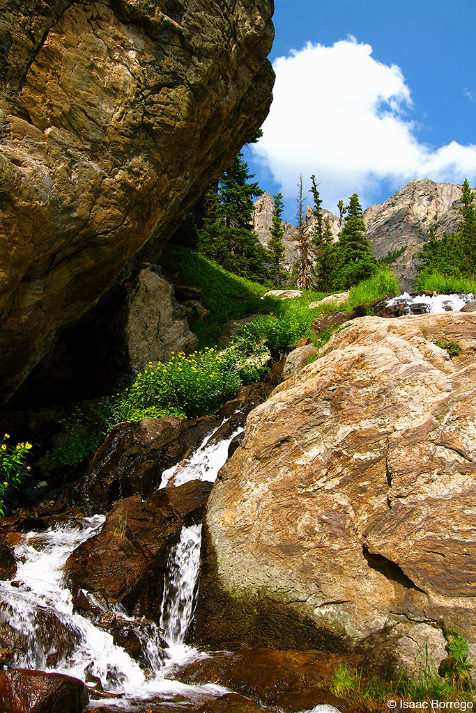 Stream In Rocky Mountain National Park Colorado Stream N Flickr