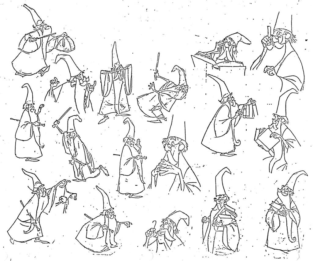 Treasure Planet Characters