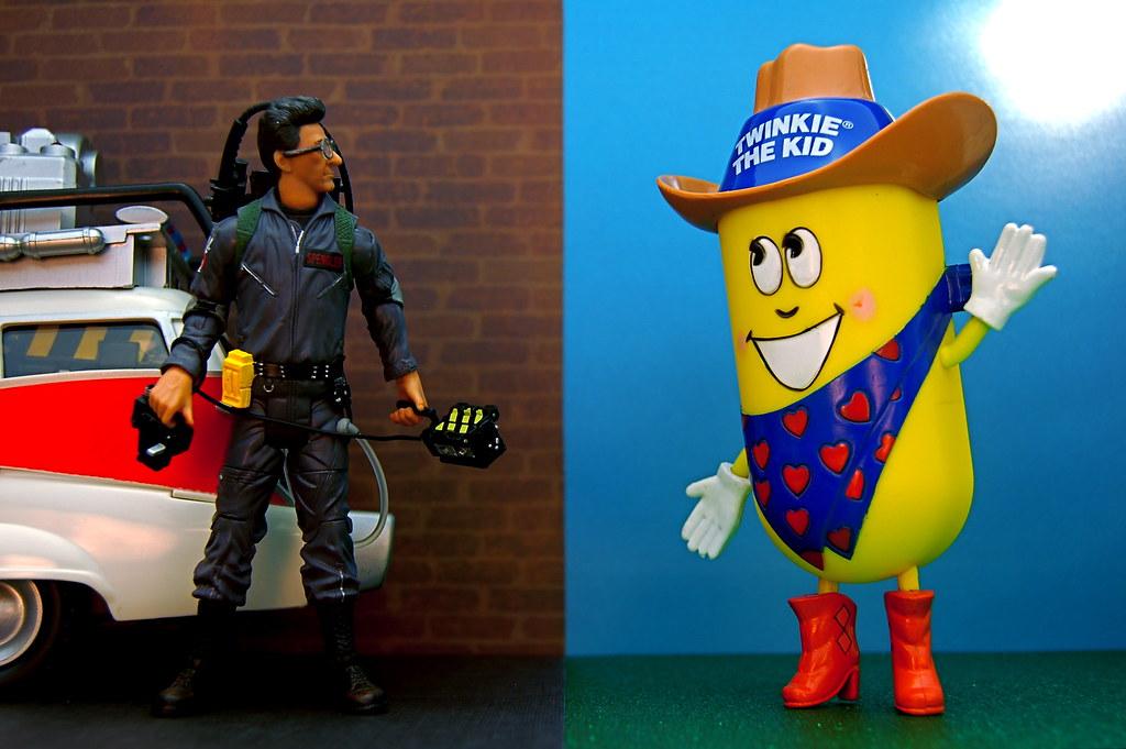 Dr Egon Spengler vs Twinkie the Kid 344365  Dr Egon S  Flickr