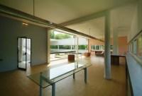 Villa Savoye: living room | Villa Savoye  architect ...