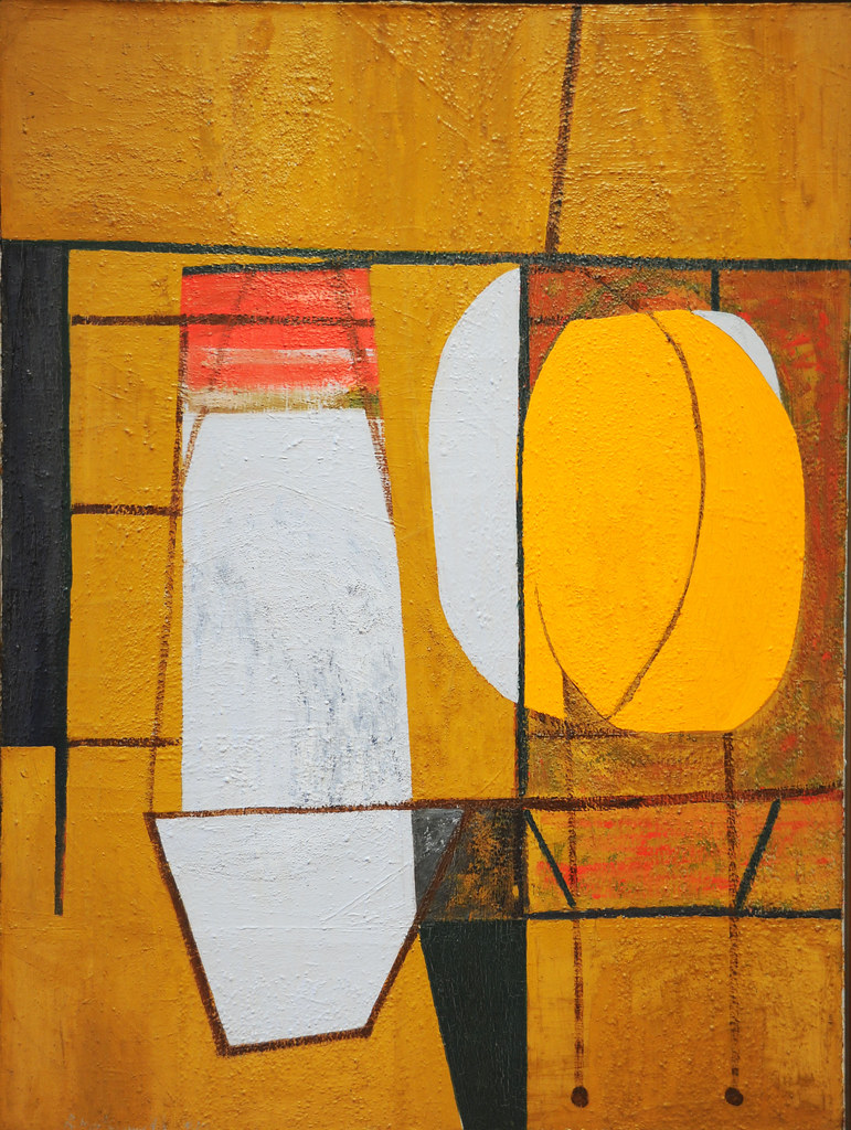Robert Motherwell Western Air 1946 47 MoMA NYC Flickr