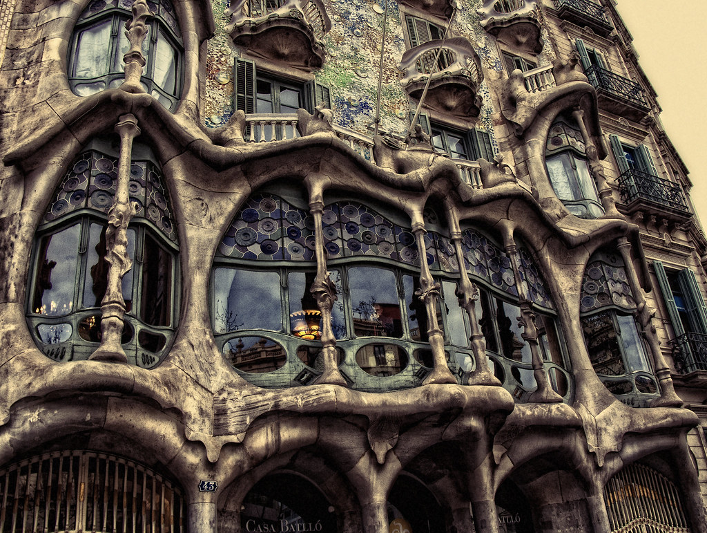 The House of BonesCasa dels Ossos Casa Battlo 7  Flickr