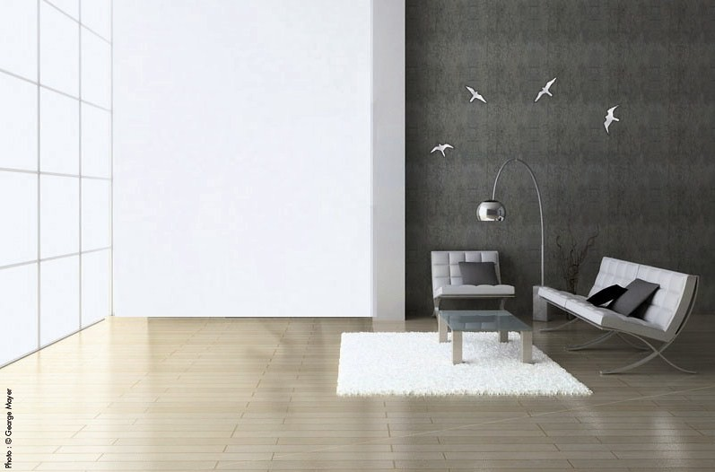 Plage Colecci 243 N My Wall Modern Interior With Portrait