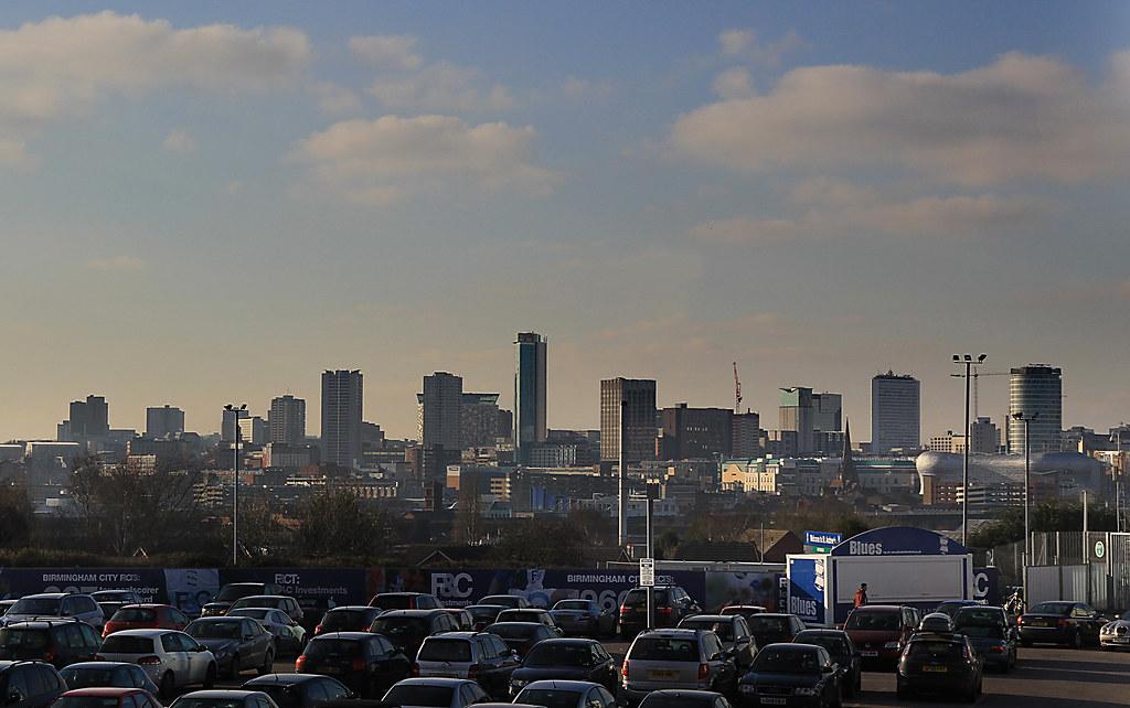 28365 year3 Birmingham Skyline  Take a photo every day