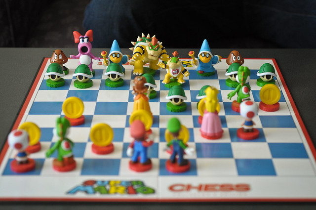 Super Mario Chess  Flickr  Photo Sharing