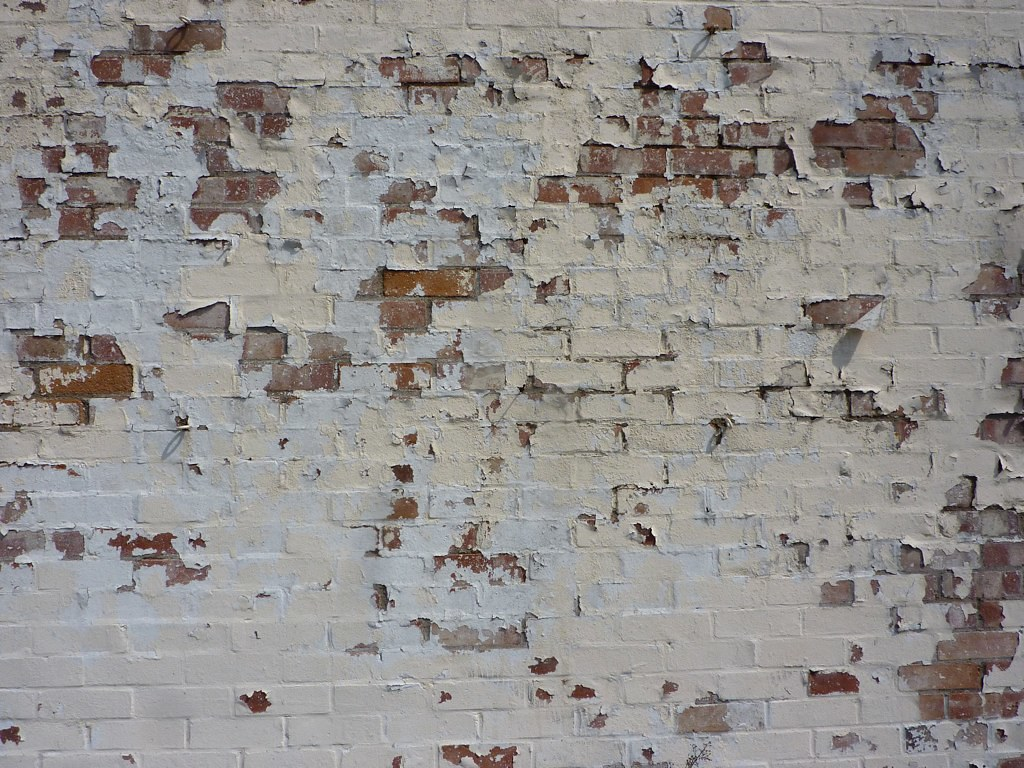3d Wallpaper White Brick Distressed Brick Wall Texture Allispossible Org Uk Flickr