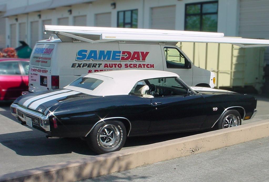 1970 Chevelle Super Sport  1970 Chevelle SS  Classic Car