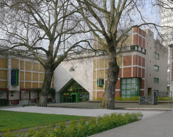Clore Tate Britain James Stirling. London 1 0