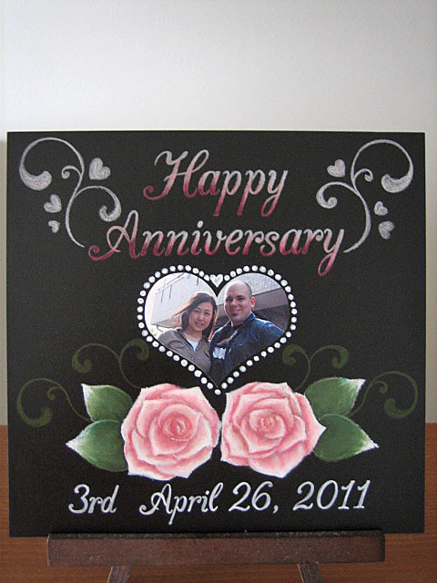 Our 3rd Wedding Anniversary  For our 3rd Wedding Anniversar  Flickr