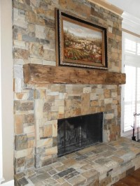 Indoor Stone Fireplace Dallas | Flickr - Photo Sharing!