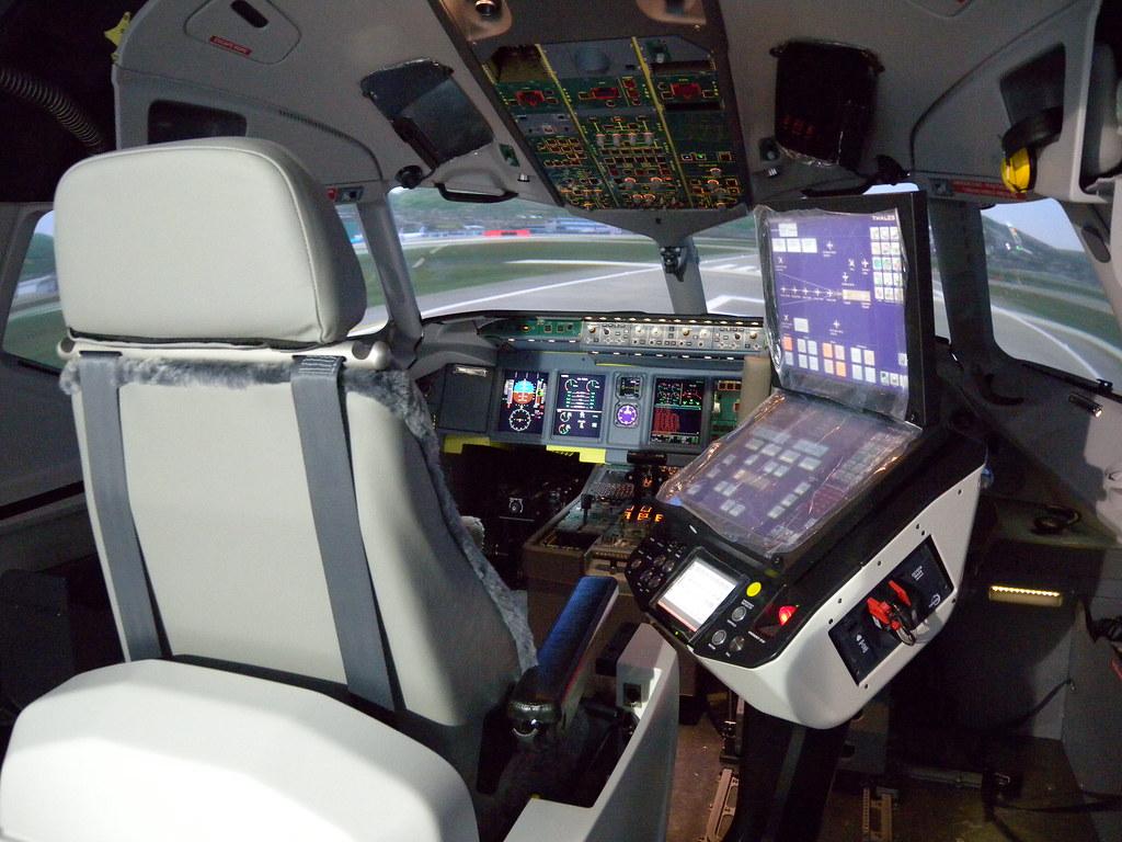 Full Flight Simulator  The Full Flight Simulator is