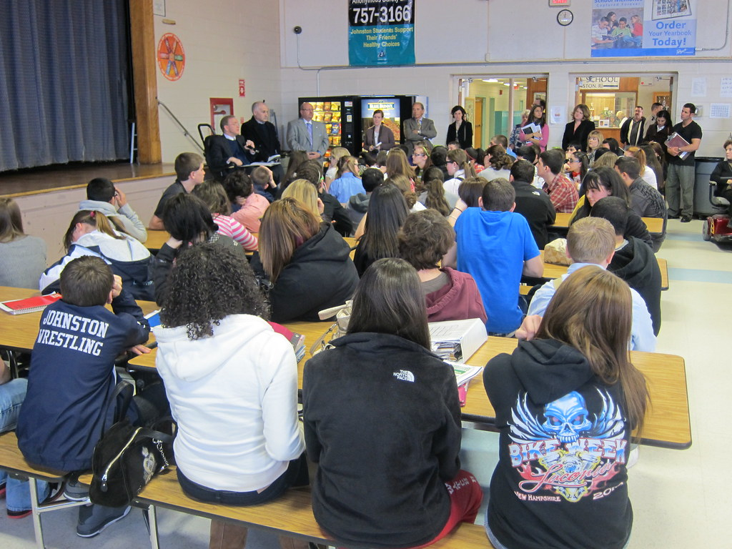 Ferri Middle School Cyberbullying Event 3 28 11