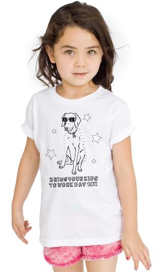 BringYourKidstoWorkShirtmockup  Tshirt made for