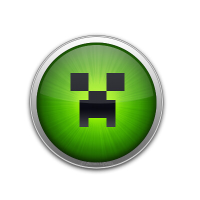 ICreeper A Replacement Icon I Made For The Minecraft