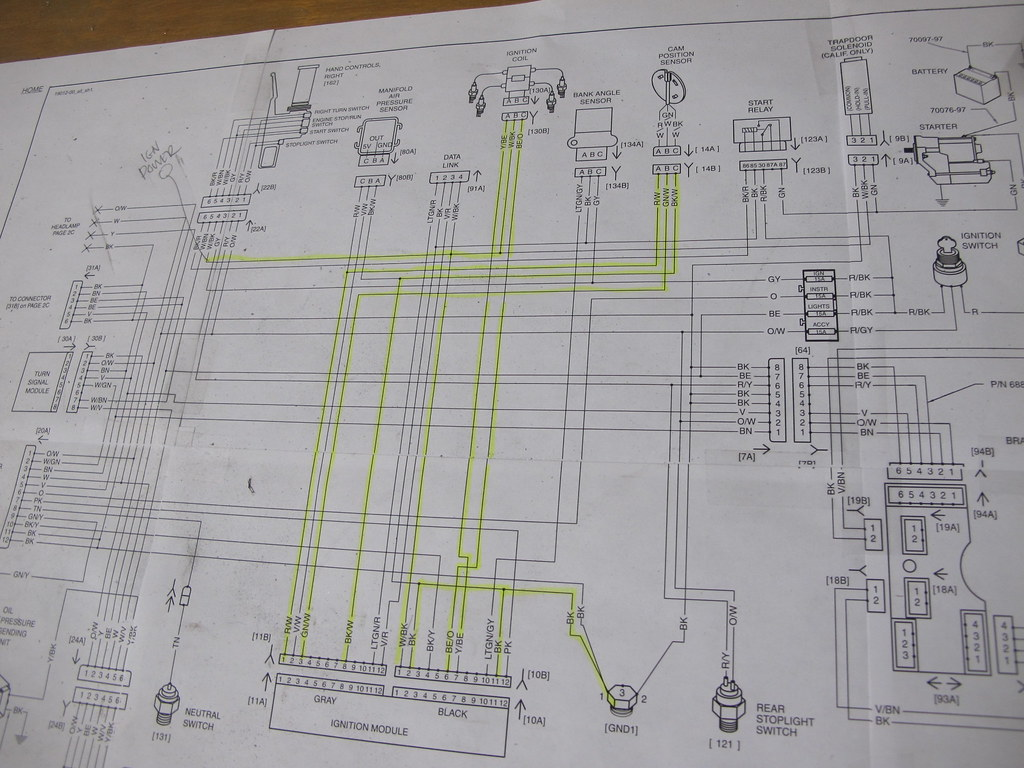harley sportster wiring diagram ducane heat pump | biltwell inc. flickr