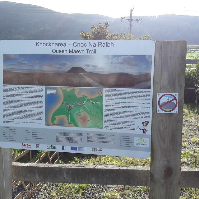 Knocknarea Queen Maeve Trail