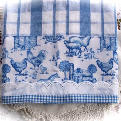 Cheap Kitchen Towels Laminate Flooring In Tea Decorated For Country Decorate A