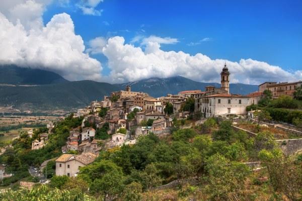 39Ofena39 Italy Abruzzo L39Aquila Capestrano Portfolio