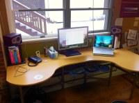 Janssen Custom Computer Desk | Custom computer desk built ...
