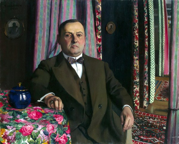 Felix Vallotton - Portrait Of Georges Haasen 1913