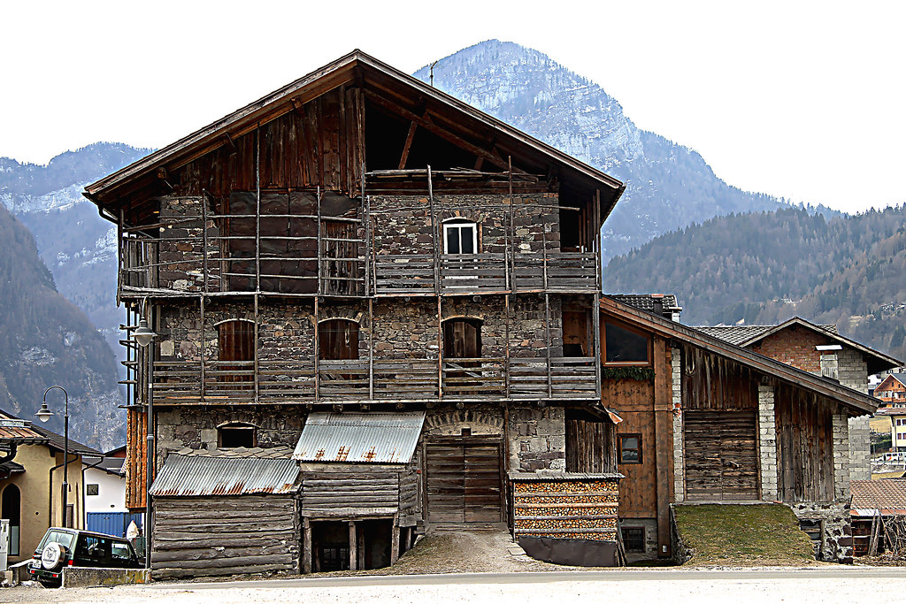 CASA Rustica Country home  Imer Tn Italy  CASA Rustica Cou  Flickr
