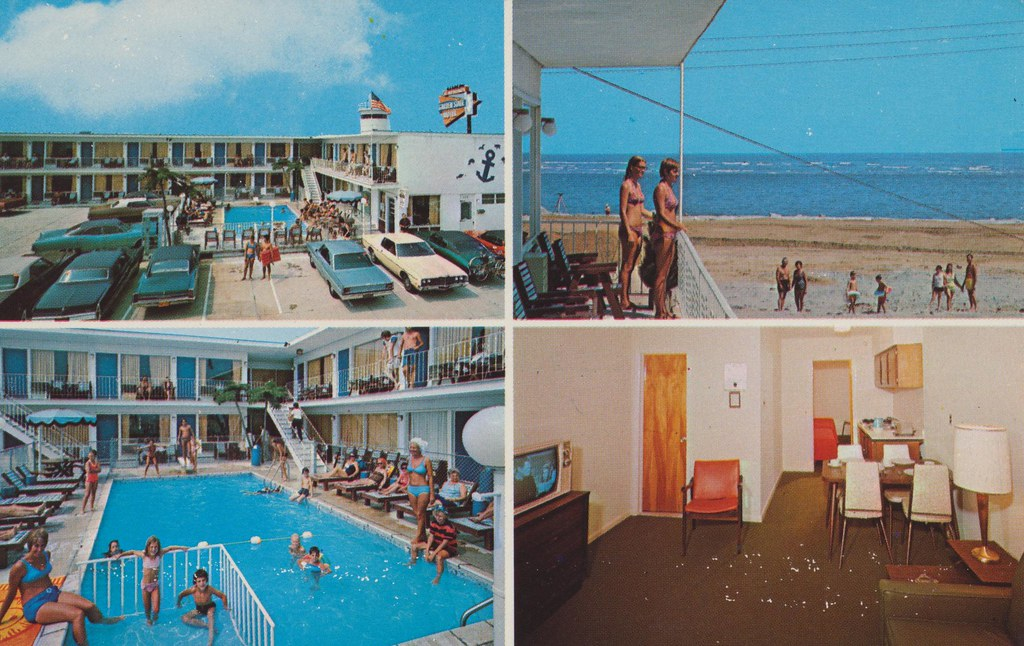 Garden State Motel and Apts  North Wildwood New Jersey  Flickr