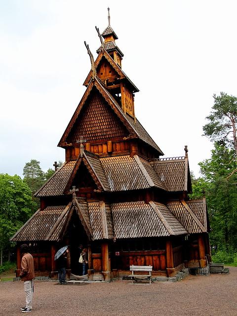 Gol wooden church Norway  Flickr  Photo Sharing