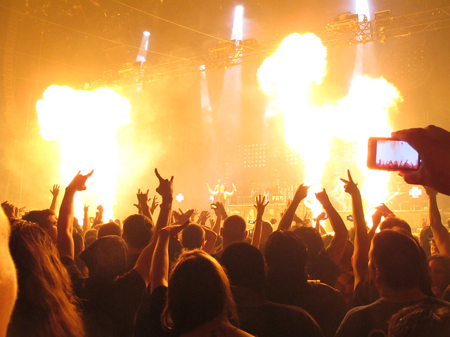Rammstein Concert  Flickr  Photo Sharing