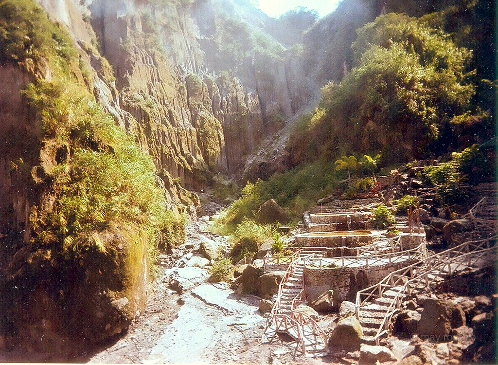 Mt Pinatubo Puning Hot Springs and Spa  Sitio Target