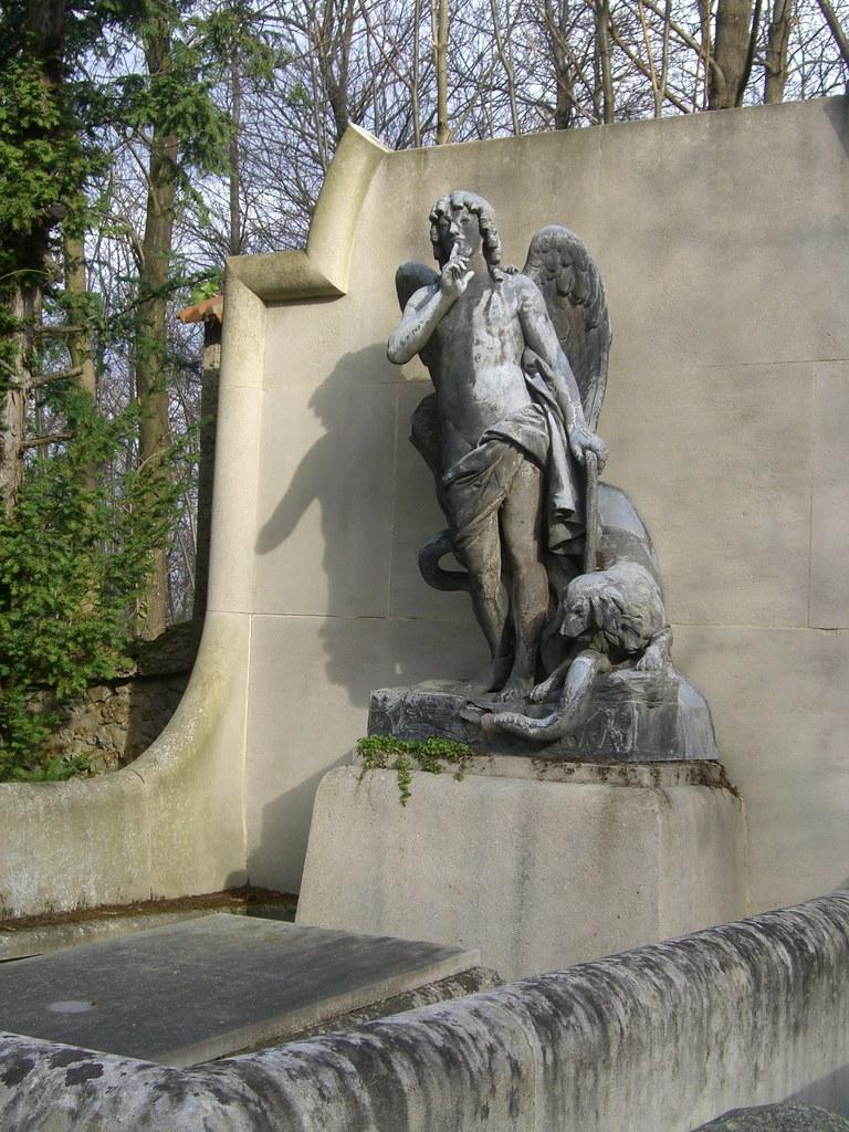 Cimetire Des Gonards Versailles 78 Tombe De Robert D