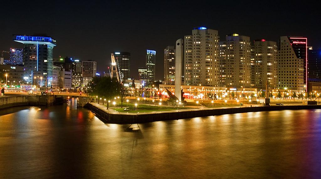 Night City Lights Canon EOS 50D Canon EF S 17 55mm F28