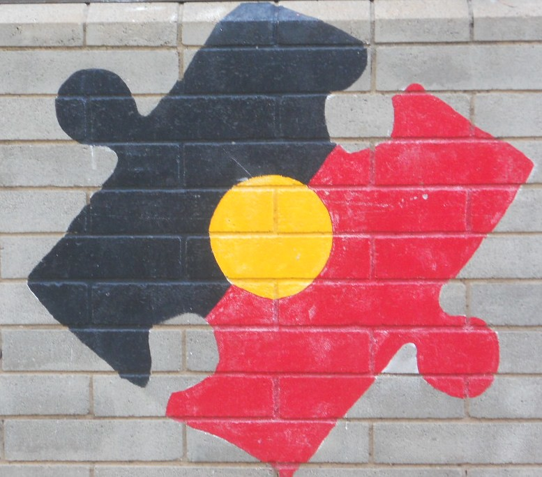Aboriginal Puzzle  Used at 10000solutionsorgsolutioncoll  Flickr