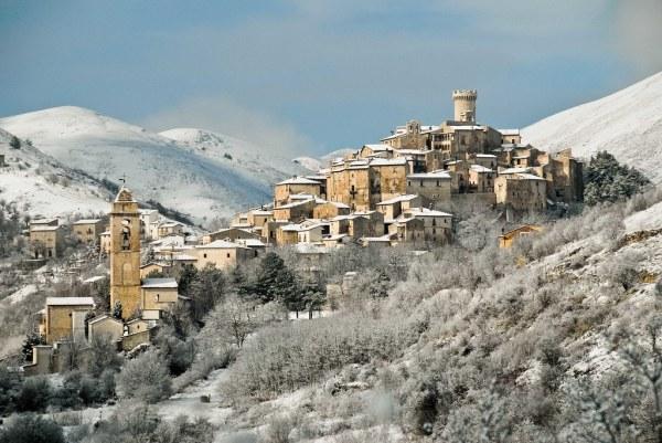 Santo Stefano di Sessanio Province of L39Aquila Italy I