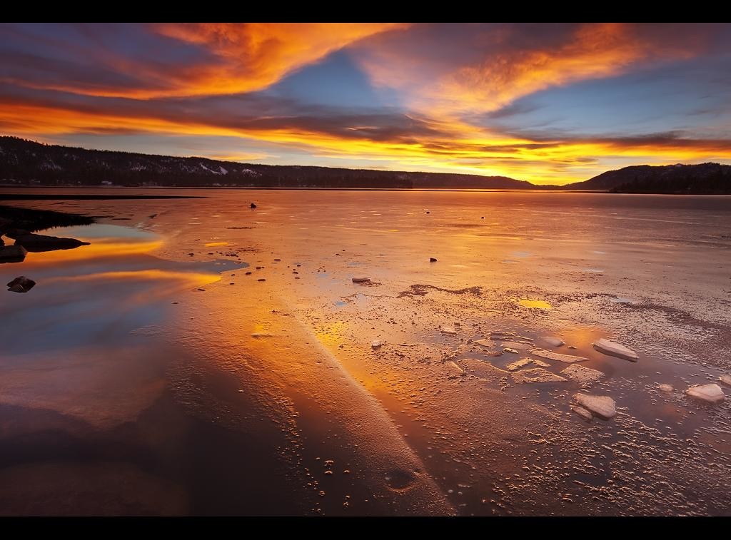 Gold Rush  Big Bear Lake California  Please hit L to