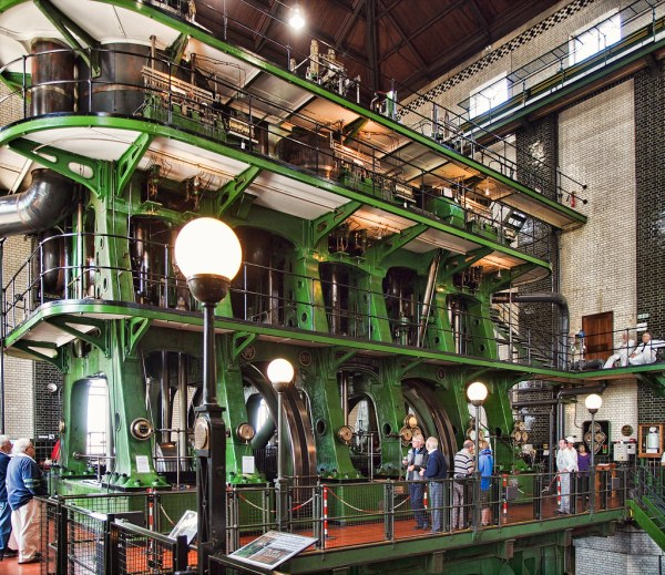 World' Largest Triple Expansion Steam Pumping Engine