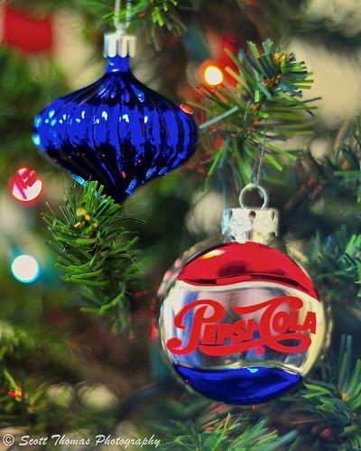pepsi ornament