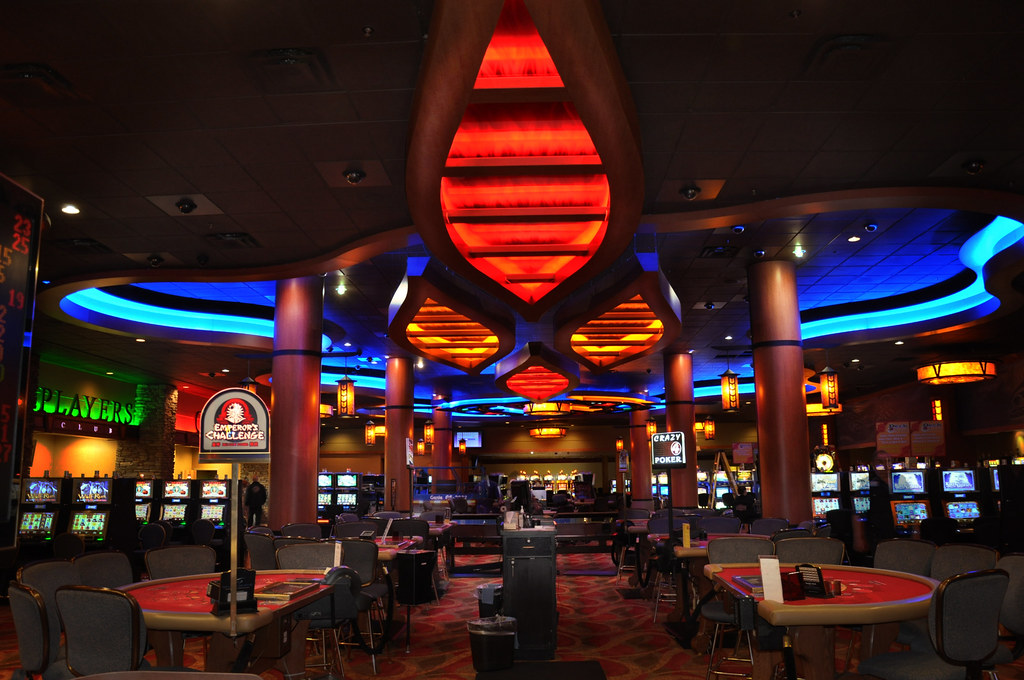Interior Casino Decor Design  Casino Room Dcor  Gaming
