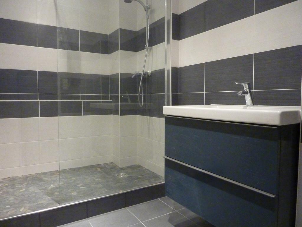 carrelage salle de bain  opus carrelage carreleur lyon