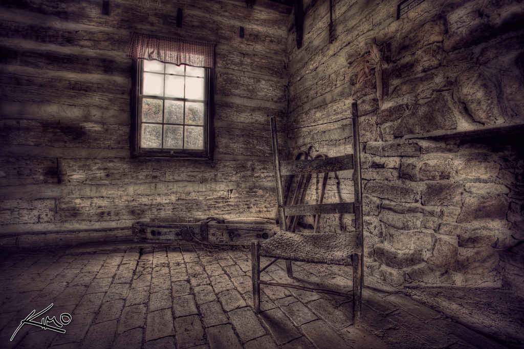 Inside of Nancy Lincolns Replica House  captainkimocomin  Flickr