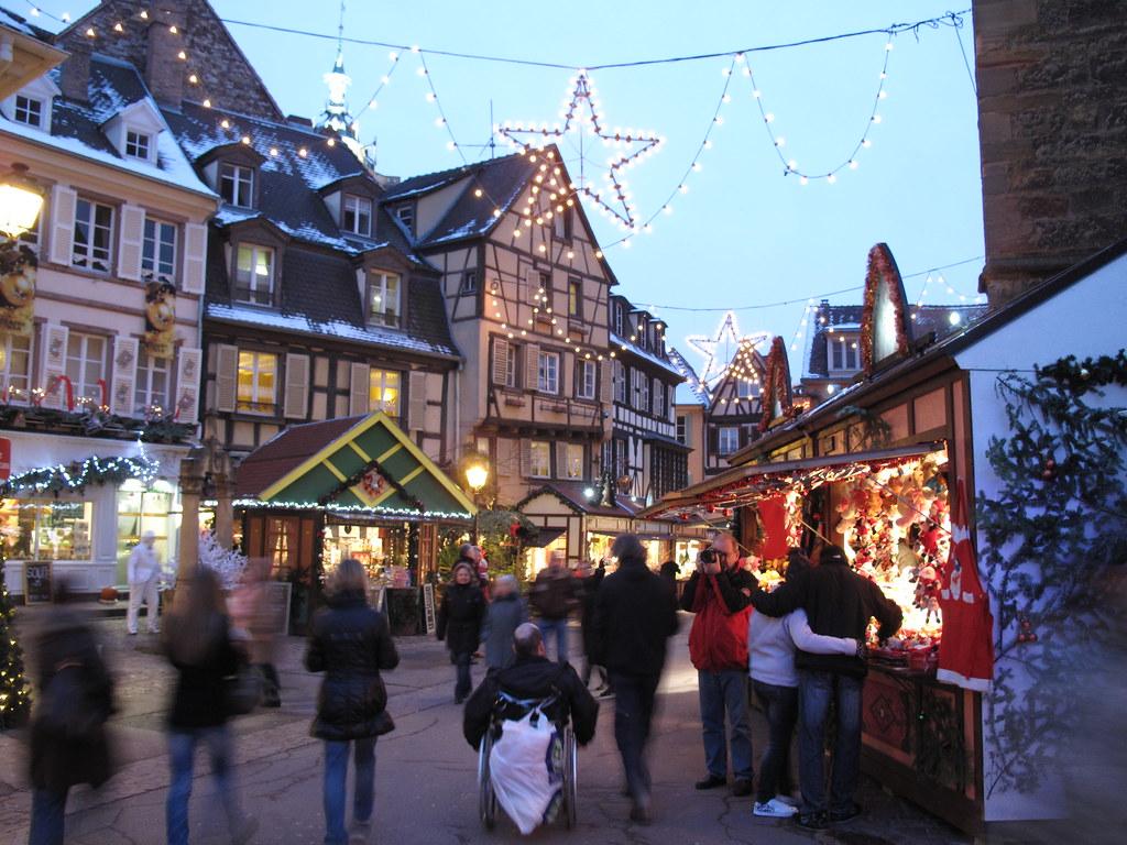 Colmar Christmas Markets 2010 Office De Tourisme De