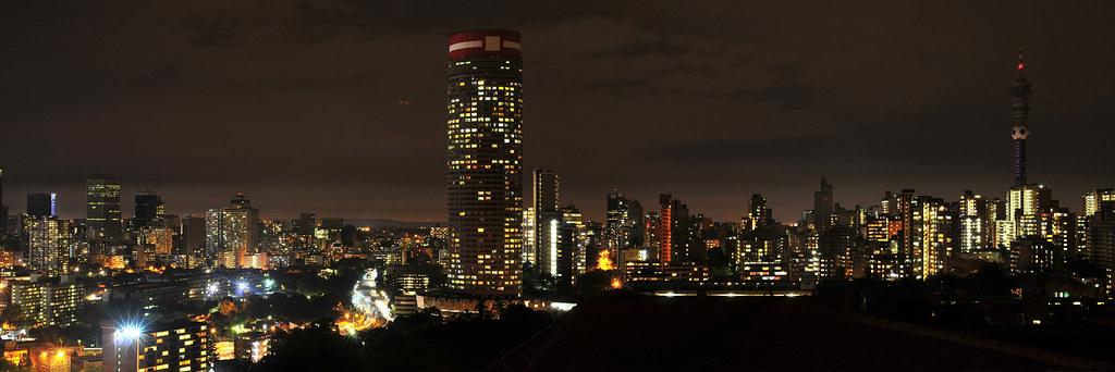 Earth Wallpaper Hd Johannesburg Skyline Darkens Earth Hour Flickr
