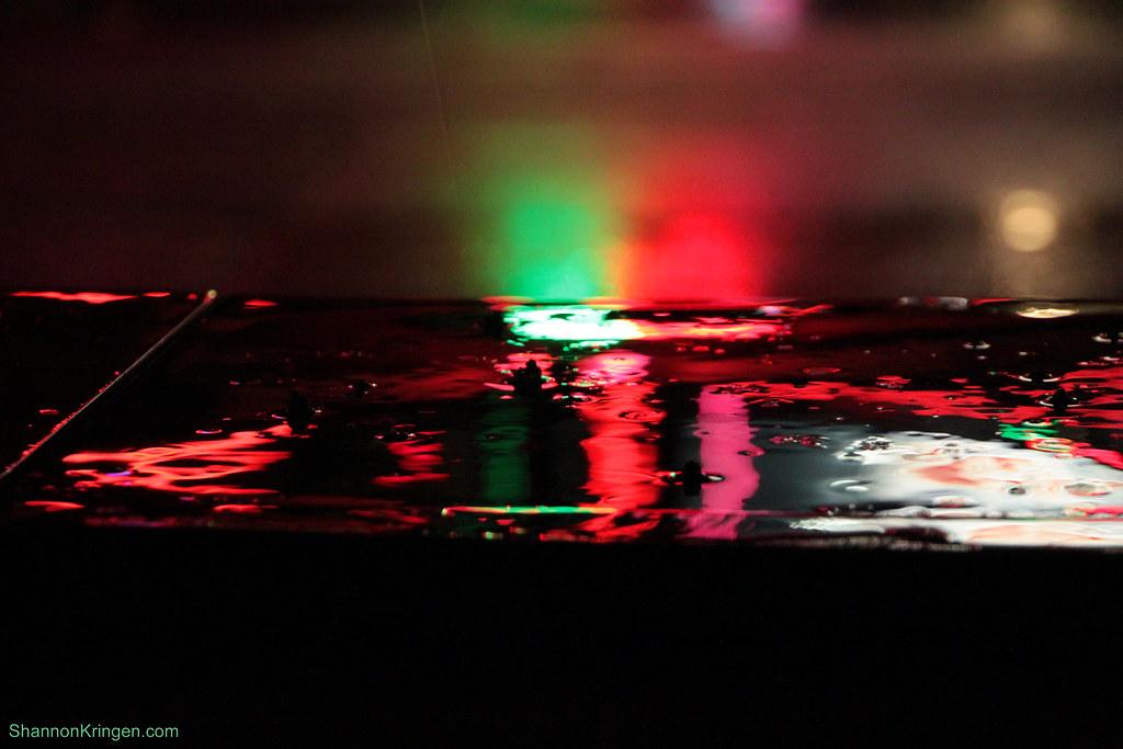 Water Wallpaper Hd Neon Rain Paint Title Neon Rain Paint Medium Digital
