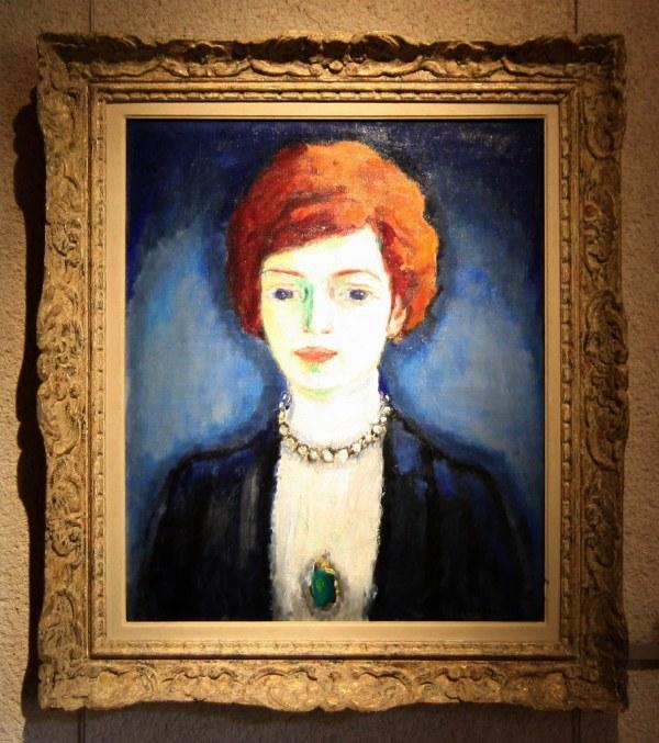 Kees Van Dongen 1877-1968 - Portrait De Madame Claudine