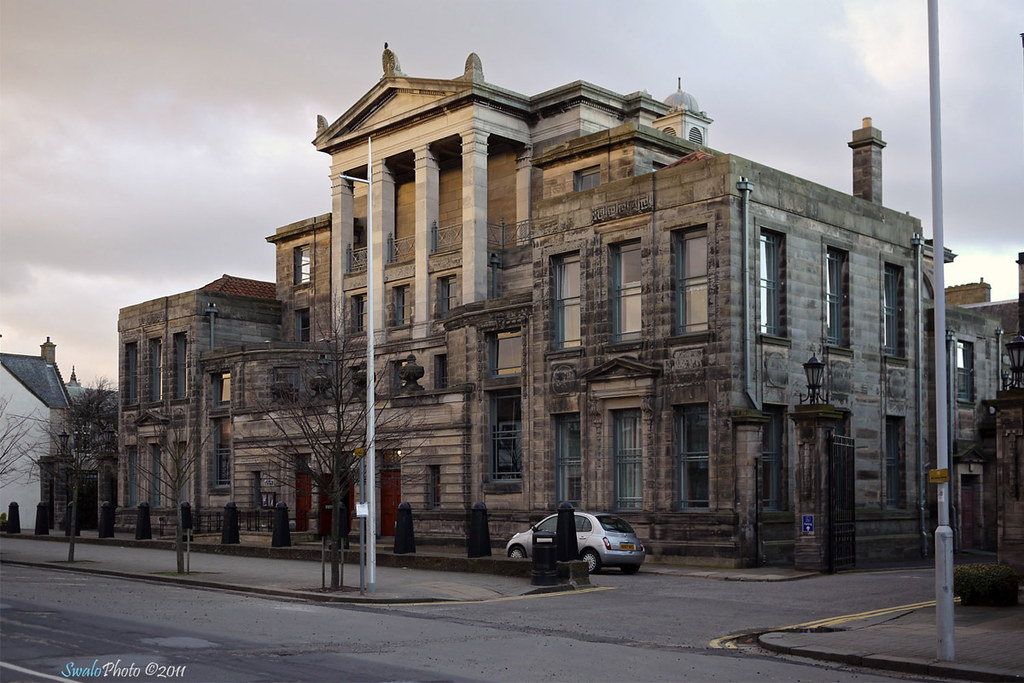 Younger Hall North Street St Andrews Fife  The Universit  Flickr