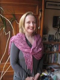 Travelling Woman shawl | Katherine | Flickr