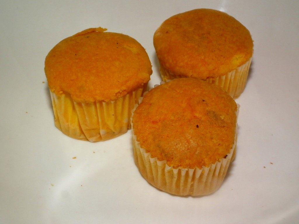 A Cupcake (British English: Fairy Cake