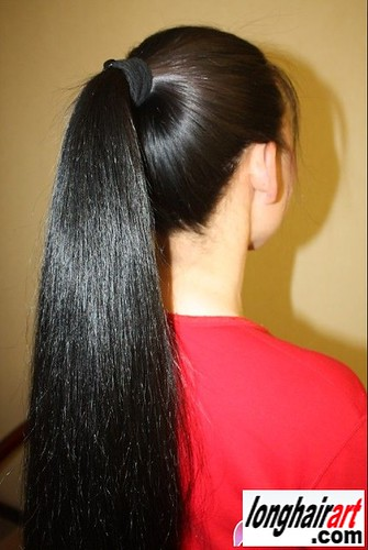 3 150 Cm Thick Wonderful Super Chinese Long Hair For Sale