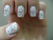 nail art - happy easter