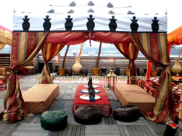 Moroccan Tented Lounge Flickr Photo Sharing